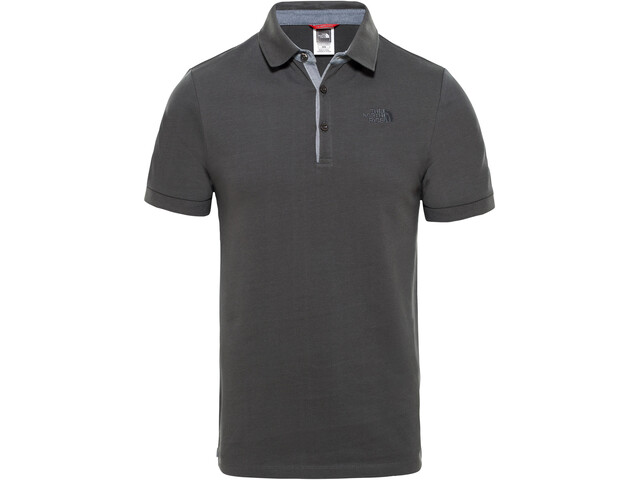 The North Face Premium Camiseta manga corta Hombre, asphalt grey
